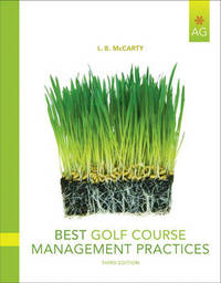 Best Golf Course Management Practices by L.B. McCarty image