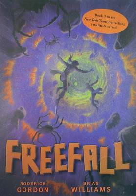 Freefall by Roderick Gordon image