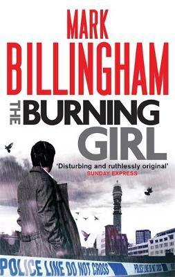 The Burning Girl by Mark Billingham image