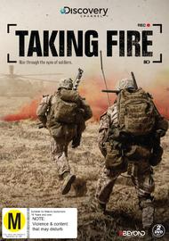Taking Fire on DVD