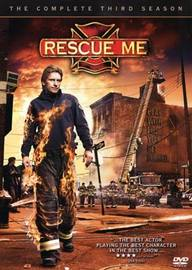 Rescue Me - The Complete 3rd Season (4 Disc Set) on DVD