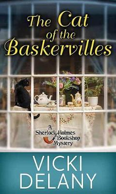 The Cat of the Baskervilles by Vicki Delany image