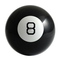 Executive Desktop Gadget - Mystic 8 Ball