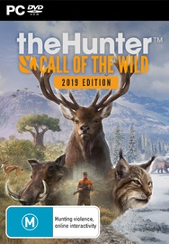 theHunter: Call of the Wild 2019 Edition for PC Games