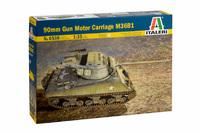 Italeri 1/35 M36B1 Tank Destroyer - Scale Model Kit