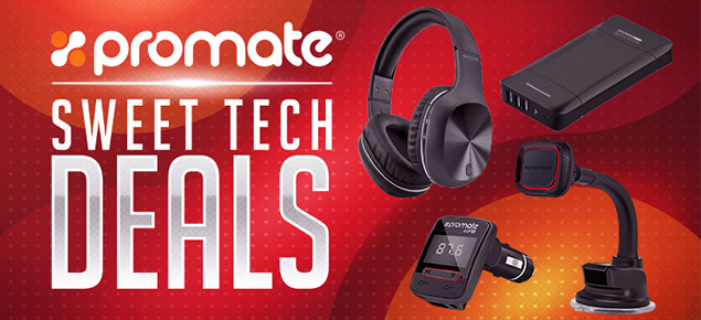 MEGA Promate Tech Accessories Sale up!