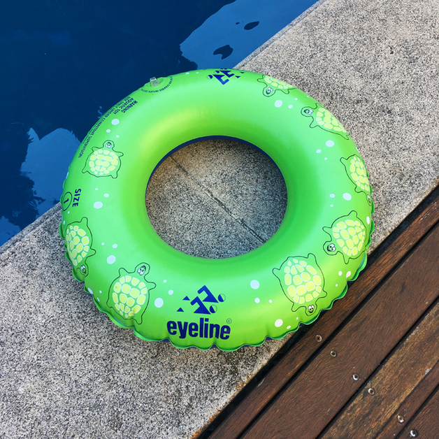 Eyeline Inflatable Swim Ring (50cm)