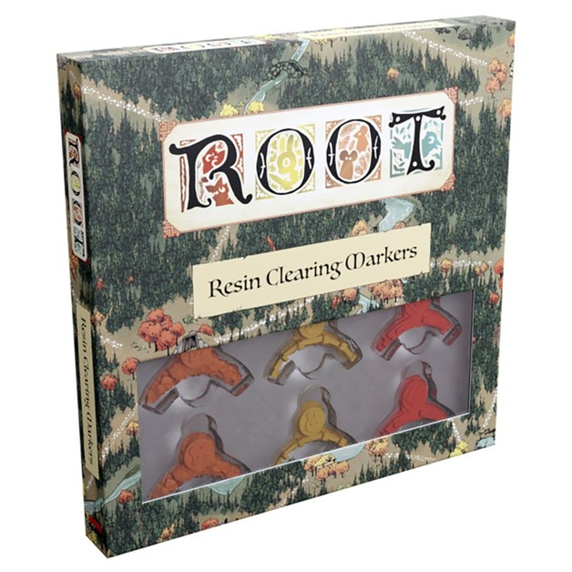 Root: Resin Clearing Markers - (12-Pack)