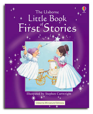 Little Book of First Stories by Heather Amery image