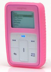 Creative Pink Zcover for Creative Zen Micro