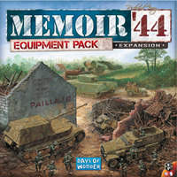 Memoir 44 - Equipment Pack & Free Scenerio Book