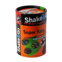 Shake and Go Dice Game - Super Yatzy
