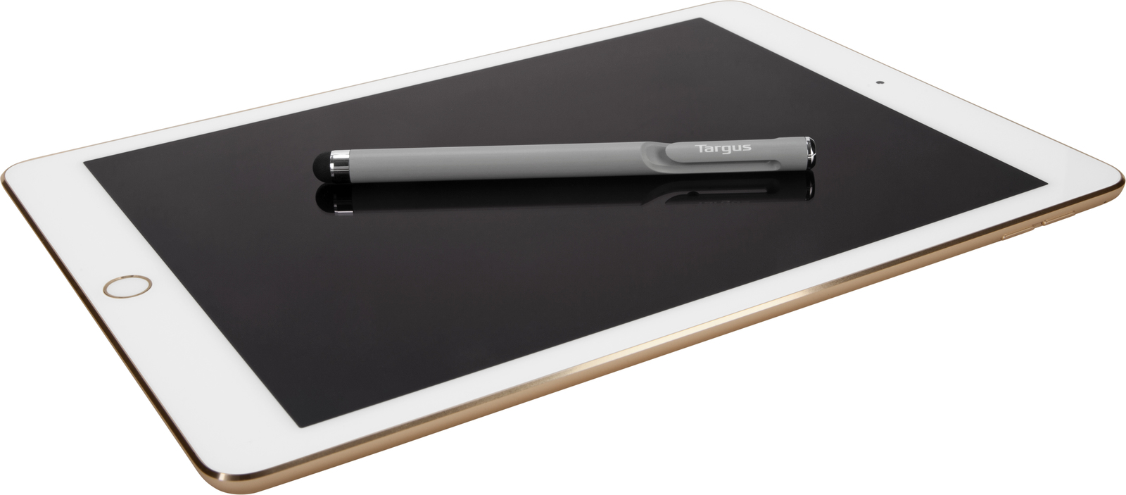 Targus: Standard Stylus with Embedded Clip - Grey image