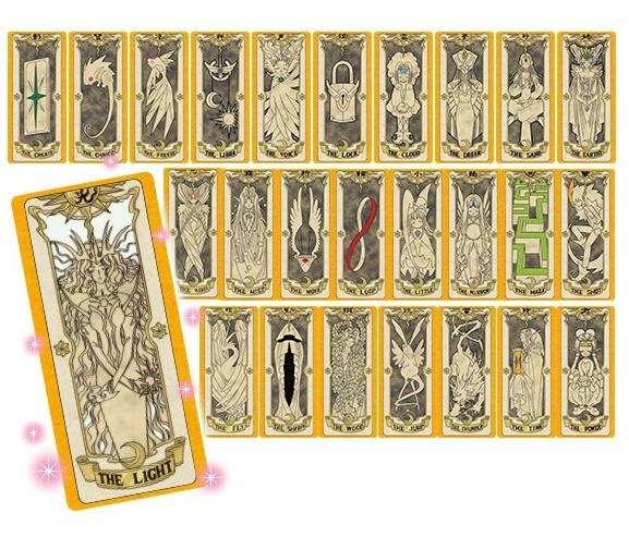 Cardcaptor Sakura: Clow Card - Light Collection