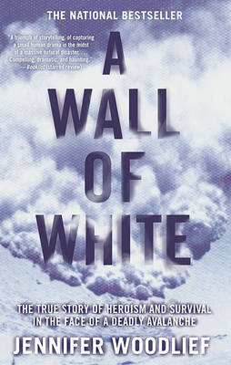 A Wall of White by Jennifer Woodlief image
