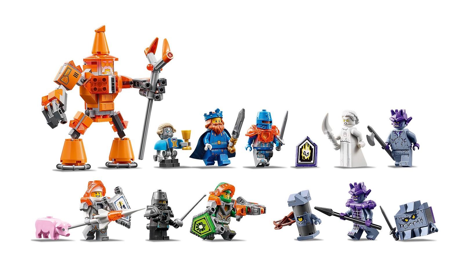 LEGO Nexo Knights: Knighton Castle (70357) image
