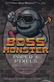 Boss Monster: Paper and Pixels - Expansion Set