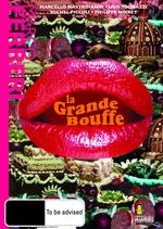 La Grande Bouffe on DVD
