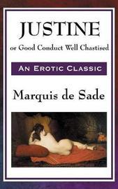 Justine by Marquis de Sade image