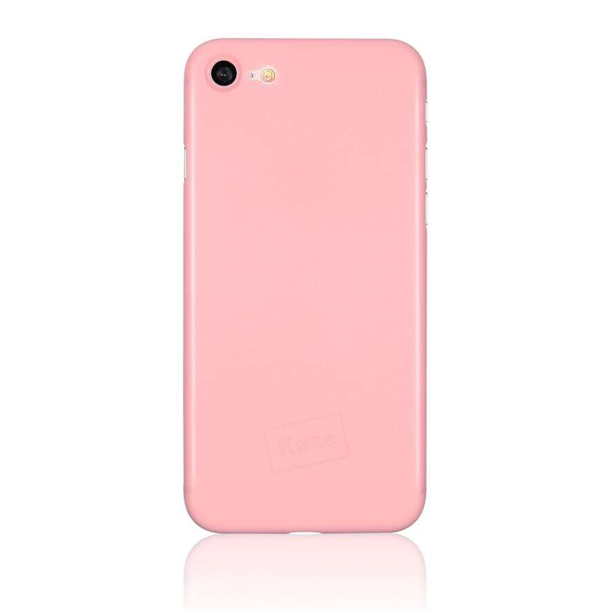 Kase Go Original iPhone 8 Slim Case - Pretty in Pink image