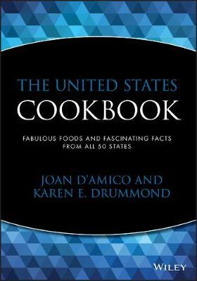 The United States Cookbook by Joan D'Amico image