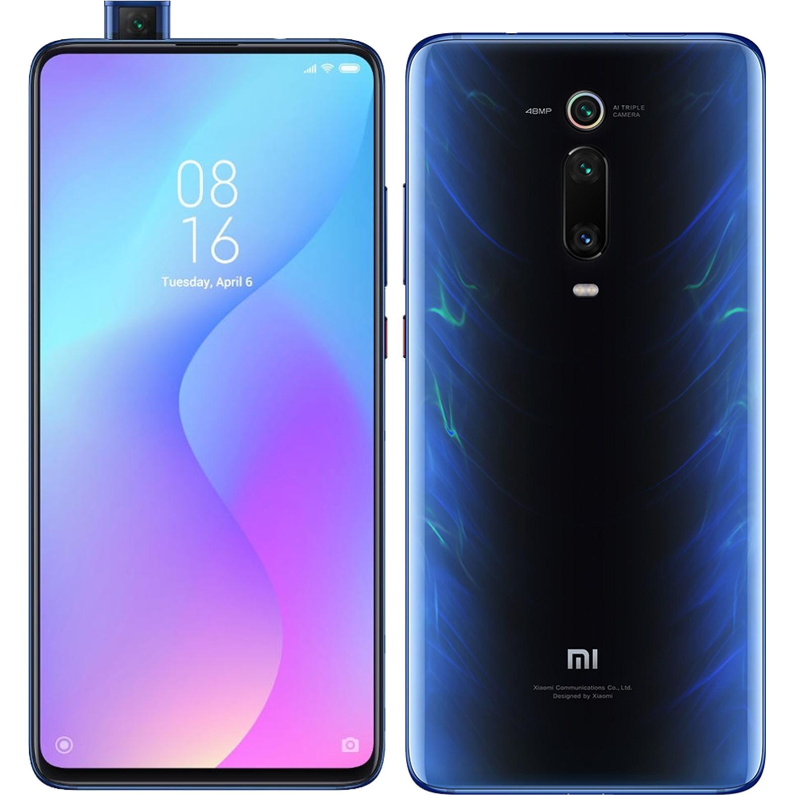 Xiaomi: Mi 9T (K20) Dual SIM Smartphone - Glacier Blue/6GB+128GB image