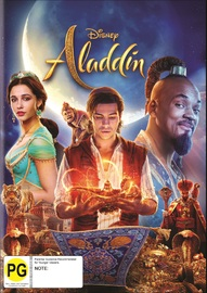Aladdin - (2019) on DVD