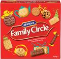 McVitie's Family Circle Biscuits (670g)