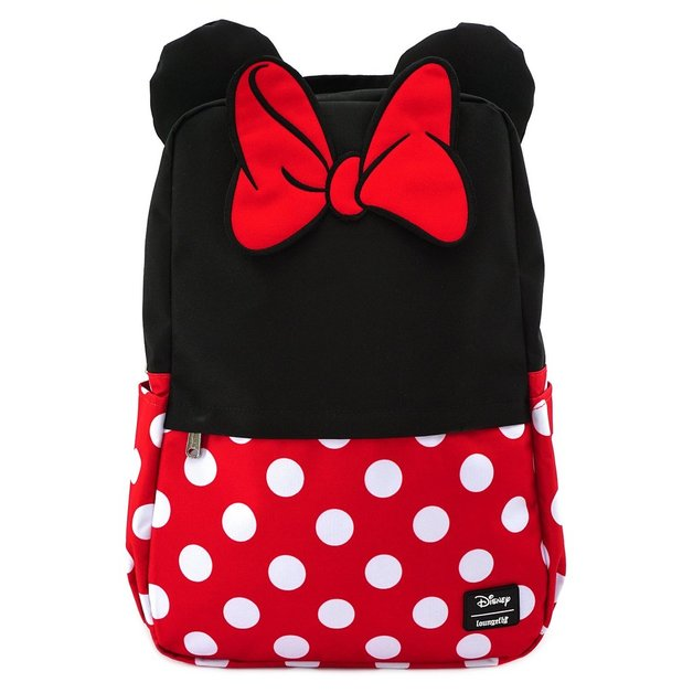 Loungefly: Mickey Mouse - Minnie Outfit Backpack