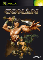 Conan: The Dark Axe for Xbox