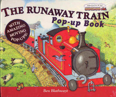 The Runaway Train by Benedict Blathwayt image