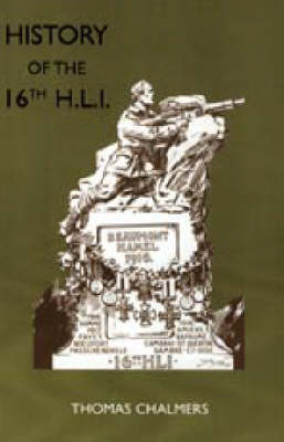 History of the 16th Battalion the Highland Light Infantry image