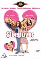 Sleepover on DVD