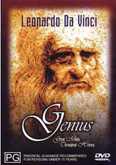 Genius - Leonardo Da Vinci on DVD