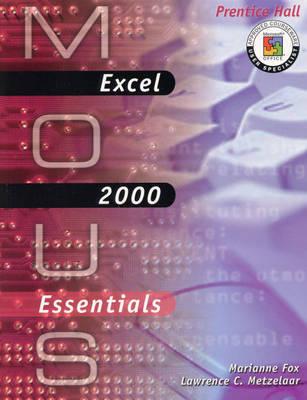Excel 2000 by Lawrence Metzelaar