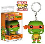 Teenage Mutant Ninja Turtles Michelangelo Pop! Vinyl Figure Keychain