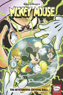 Mickey Mouse The Mysterious Crystal Ball by Jonathan Gray