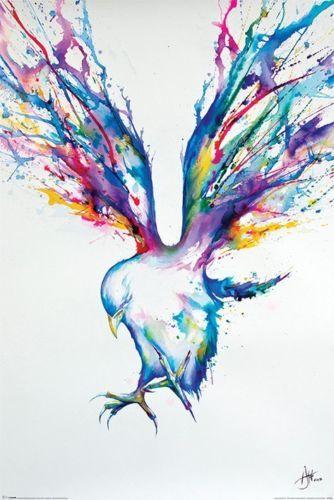Marc Allante: Maxi Poster - Bird (504)