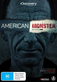 American Monster - Season 1 on DVD