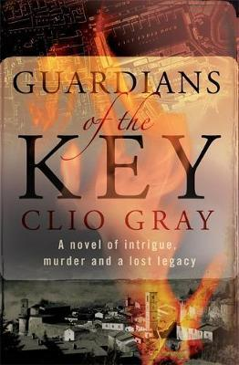 Guardians of the Key by Clio Gray image