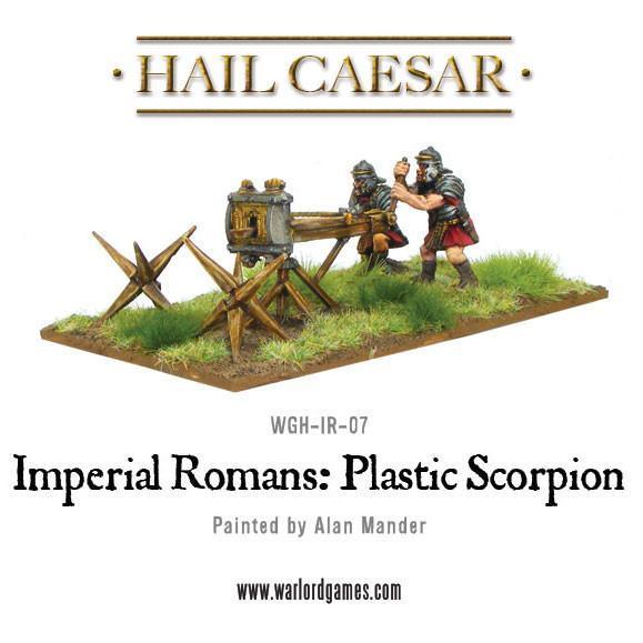 Imperial Romans: Plastic Scorpion image