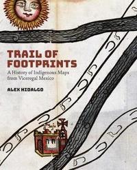 Trail of Footprints by Alex Hidalgo