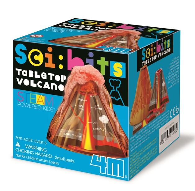 4M: Sci:Bits - Table Top Volcano Kit
