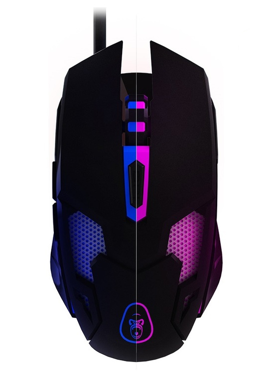 Gorilla Gaming Pro RGB Gaming Mouse for PC