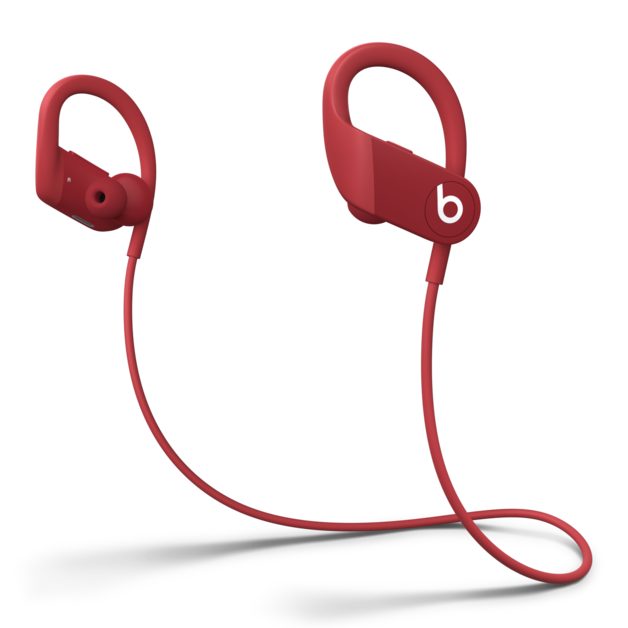 Beats: Powerbeats (2020) High-Performance Wireless Earphones - Red