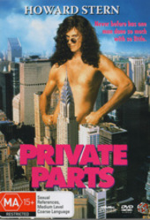 Private Parts on DVD