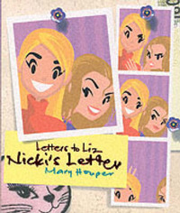 Nicki's Letter by Mary Hooper image