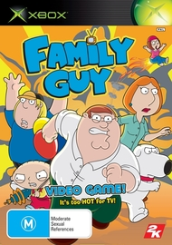 Family Guy for Xbox