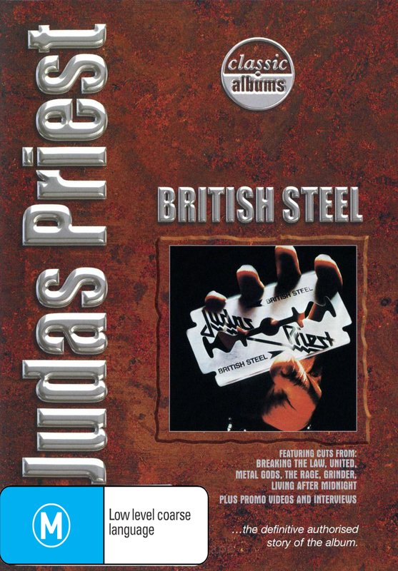 Judas Priest: British Steel (Classic Album) on