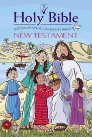 ICB International Children's Bible New Testament by International Children's Bible image